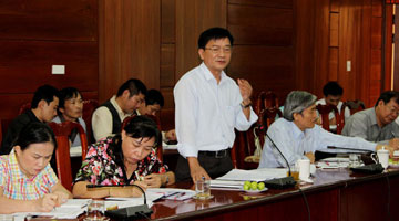 Quang Ngai People's Committee agreed for the investment policy of Thien But park and Thien Tan ecology urban project